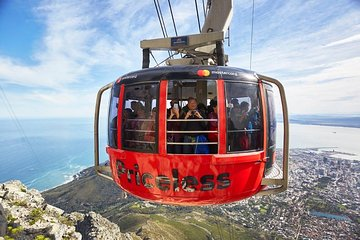Robben Island & Table Mountain Pre Booked Tickets With Hotel Pick Up & Drop Off
