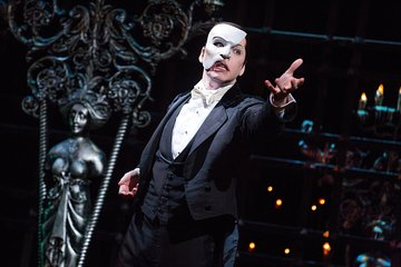 Phantom of the Opera On Broadway Ticket