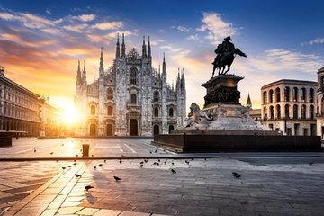 Milan 3 hour walking tour