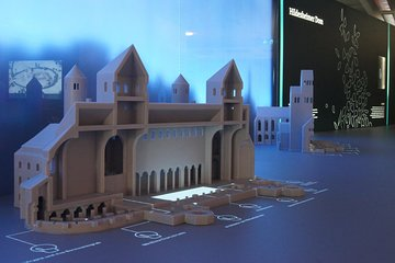 Guided tour through the multimedia world heritage presentation