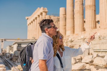 Expert-Led Private Tour of the Acropolis & Old Town