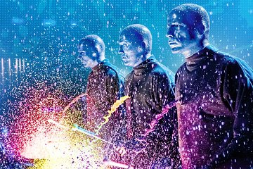 NYC Blue Man Group Ticket