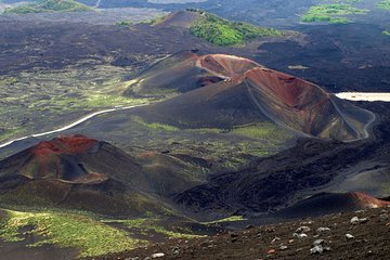 Monte Etna basalto dating