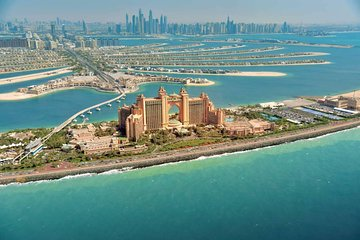 Dubai Full Day Tour without Lunch from Abu Dhabi