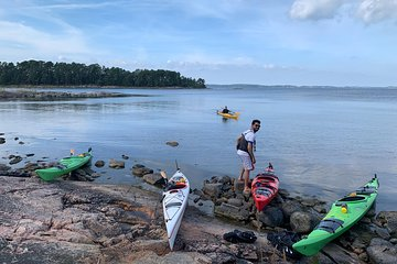 Discover the Archipelago, Kayaking & Camping / 3D