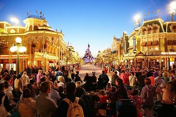 Disneyland Paris ticket : 1 day / 2 parks - Transport included