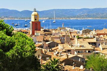 St Tropez Round Trip Ferry Ride Transportation Service from Nice