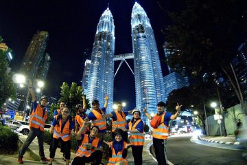 The BEST of Kuala Lumpur Experience by Cycling Tour