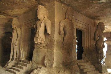 Mumbai: Full-Day Elephanta Caves Tour