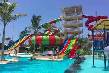 Skip the Line: Splash Water Park Bali Ticket