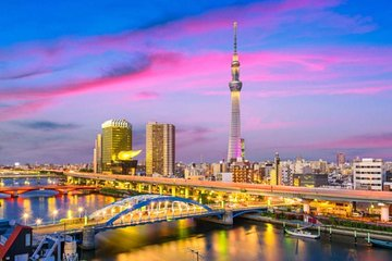Tokyo Skytree Admission Ticket