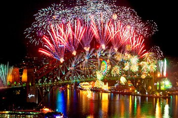 New Year's Eve Fireworks Cruise Sydney Harbour