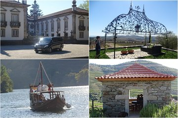 Douro Valley small group tour, Mateus Palace, Lunch and Wine tastings