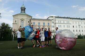 Bubble Football – Funniest Game Ever