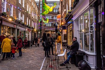 Trendy Covent Garden and Soho Walk - Private Custom Tour