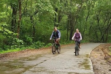 Kanheri Caves Cycling Tour in Sanjay Gandhi National Park