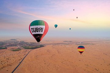 The Top 10 Dubai Air Helicopter Balloon Tours W Prices