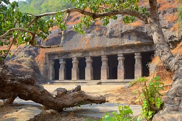 Experience in Elephanta Caves in Mumbai