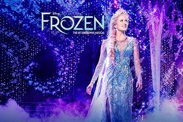 Disney's Frozen The Broadway Musical Ticket