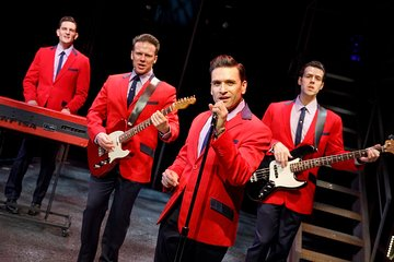 Jersey Boys On Broadway Ticket