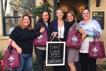#1 Small Group Sonoma Walking Food Tour