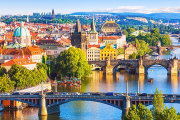 Prague 4 hour walking tour