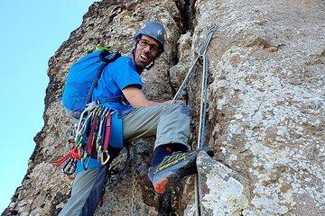 Professional climbing guide