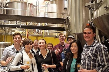 Mission: BEER TOUR! Breweries, Street Art & Electrified Living in San Francisco