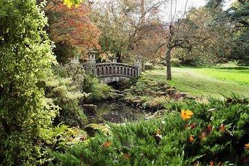 Billet d'entrée aux jardins du mont...