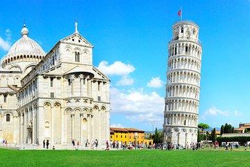 Pisa 2 hour walking tour