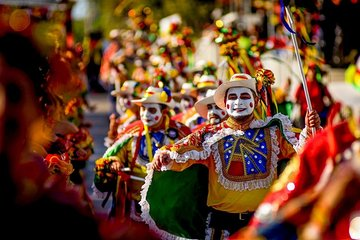 1 Day at the Barranquilla Carnival