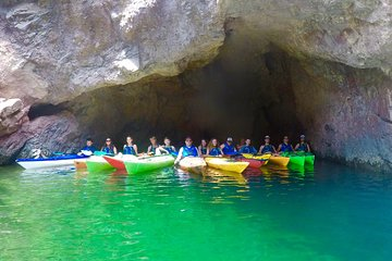 Colorado River Half Day Kayaking to Emerald Cave - Self-Drive Special