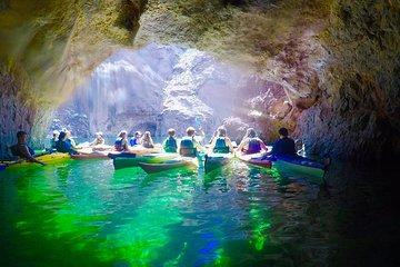 Emerald Cave Kayak Tour - 3 hours
