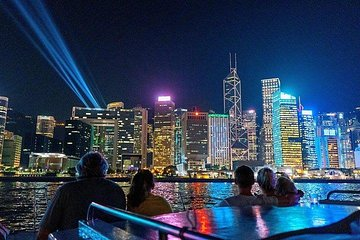 Hong Kong: 2020 Chinese New Year Light Show and Dinner Buffet Cruise