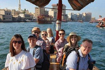 Ancient Old Dubai Walking Tour
