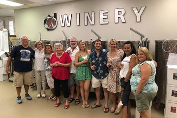 Save 10.00%! The Tour and Wine Tasting Experience at Aspirations Winery