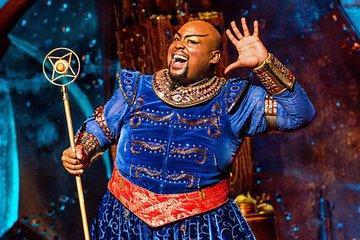 Disney's Aladdin on Broadway Ticket