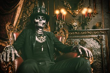 New Orleans #1 Haunted Ghost, Voodoo, & Vampire Tour