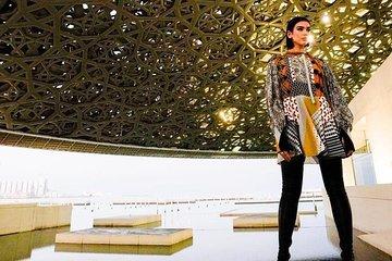 Louvre Tour - Abu Dhabi, an Arabic-Galactic Wonder