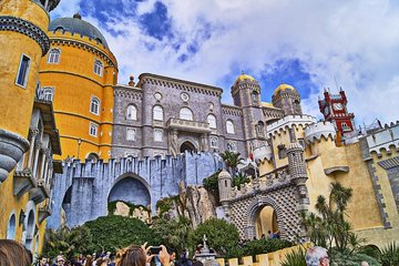 Sintra Palaces (Regaleira & Pena) - Private Tour