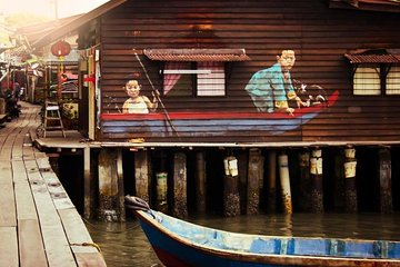 Penang Private Daily Tour D