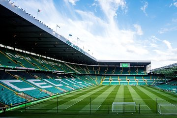 Celtic Park Tour & Dine Package