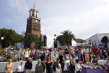 Teguise market tour