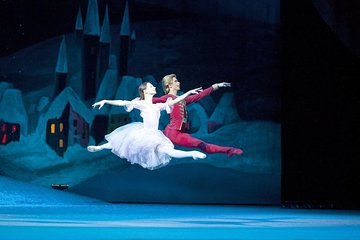 Skip the Line: Moscow Bolshoi Theatre Historical Stage Reserved Ticket