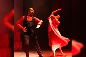 Skip the Line Spanish Flamenco Show in Puerto de la Cruz Ticket