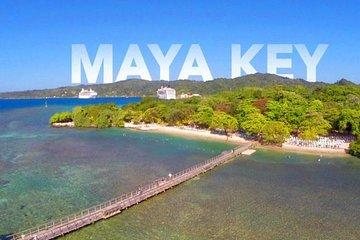 Maya Key 2 Stop Snorkling, City Tour...