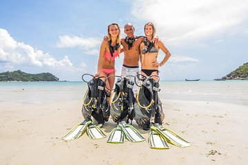 PADI Discover Scuba Dive in Koh Phangan (Anfänger)