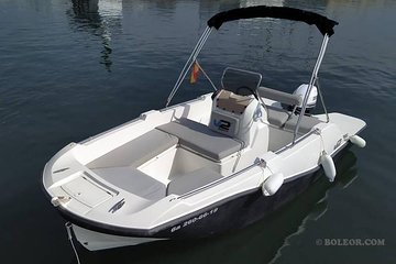 Rent boat without license - B500 'Perseis' (6p) - Can Pastilla