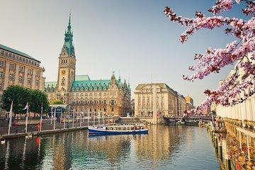Birthday celebration trip to Hamburg