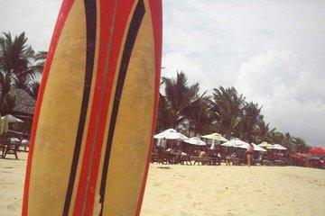 Lær å surfe i Trancoso av Aton Guia